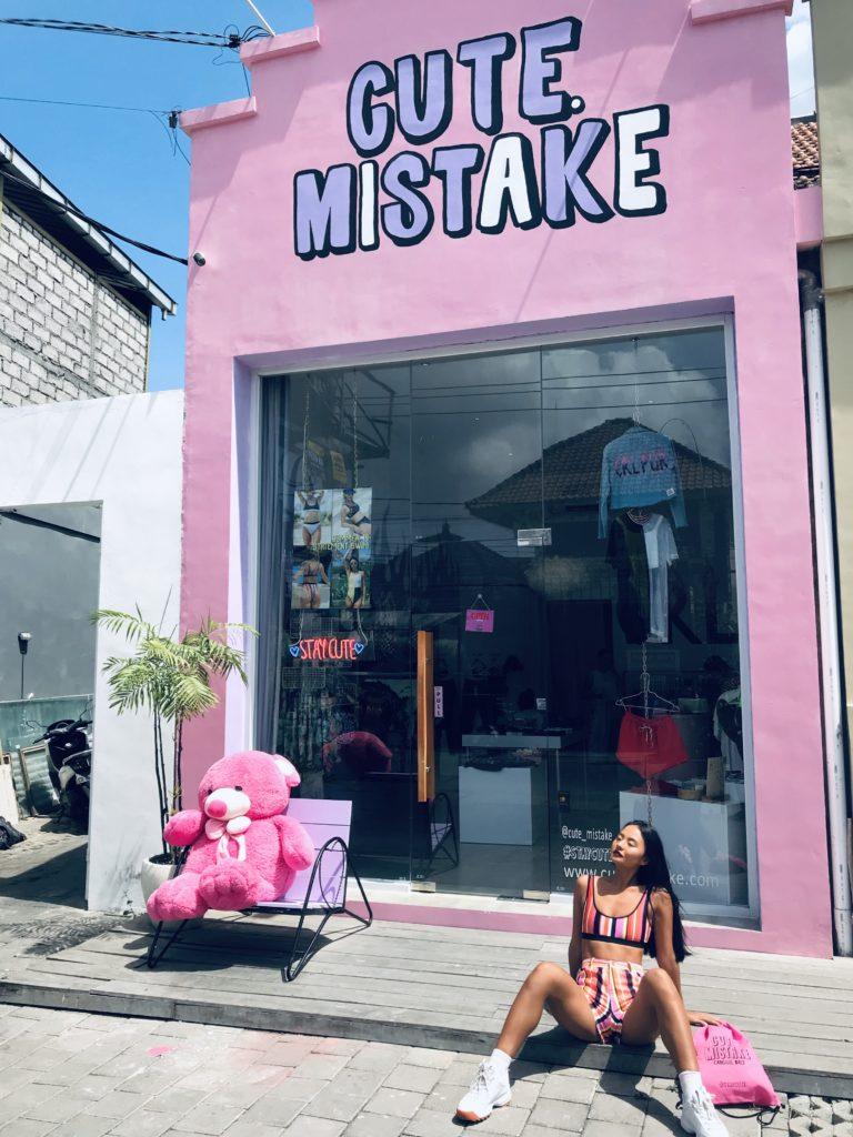 Cute Mistake Shop