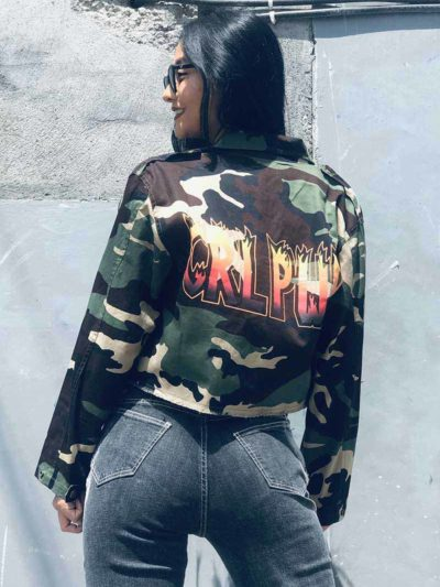 Formation Army Jacket